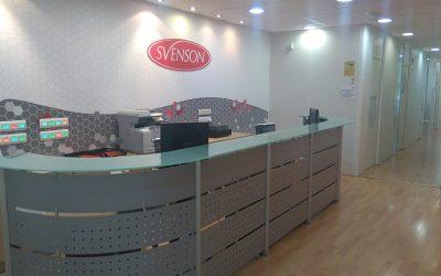 Centro_Svenson_Recepción_Valencia