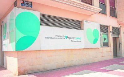 Instituto de Reproducción Asistida Quirónsalud Dexeus Murcia