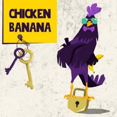 chicken-banana